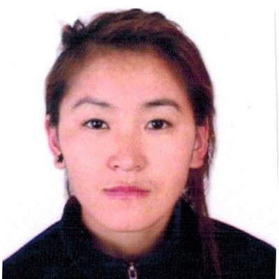 Ms. Pema Dolma Gurung